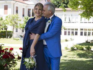 Le nozze di Maurizio e Loredana