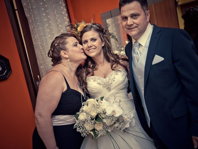 Il matrimonio di Antonino e Marianna a Volta Mantovana, Mantova 54