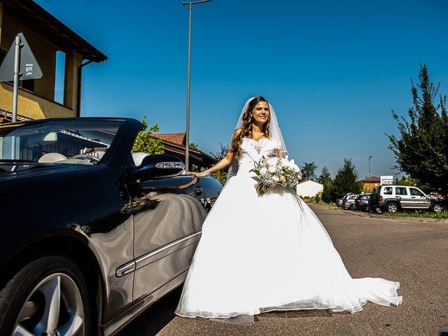 Il matrimonio di Antonino e Marianna a Volta Mantovana, Mantova 58