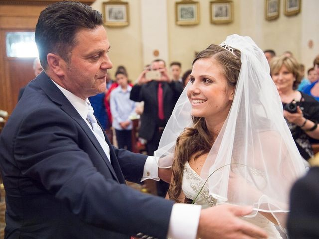 Il matrimonio di Antonino e Marianna a Volta Mantovana, Mantova 74