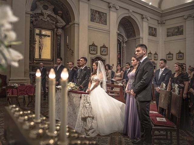 Il matrimonio di Antonino e Marianna a Volta Mantovana, Mantova 81