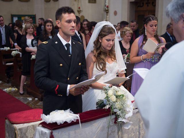 Il matrimonio di Antonino e Marianna a Volta Mantovana, Mantova 87