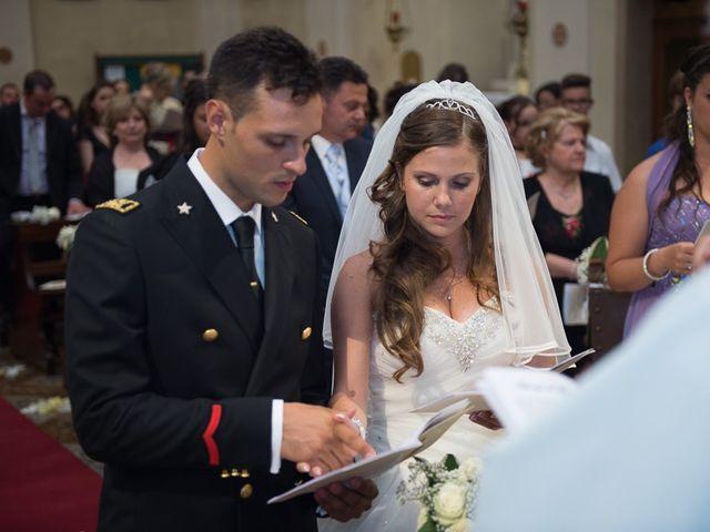 Il matrimonio di Antonino e Marianna a Volta Mantovana, Mantova 90