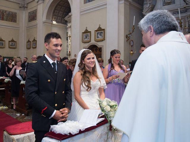 Il matrimonio di Antonino e Marianna a Volta Mantovana, Mantova 94