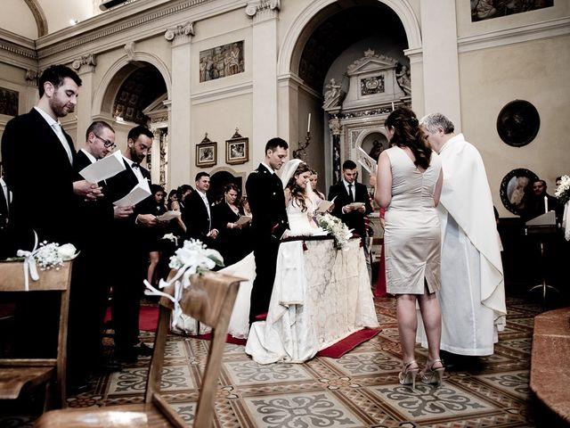 Il matrimonio di Antonino e Marianna a Volta Mantovana, Mantova 96