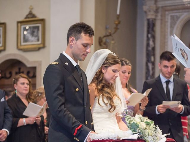 Il matrimonio di Antonino e Marianna a Volta Mantovana, Mantova 97