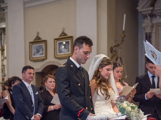 Il matrimonio di Antonino e Marianna a Volta Mantovana, Mantova 98