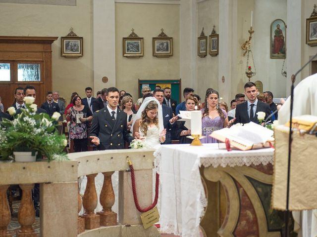 Il matrimonio di Antonino e Marianna a Volta Mantovana, Mantova 105