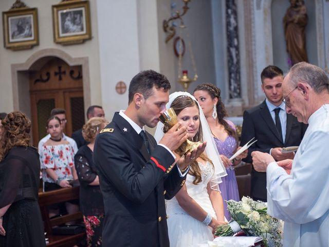 Il matrimonio di Antonino e Marianna a Volta Mantovana, Mantova 109