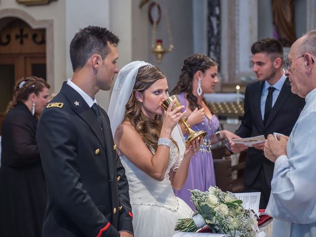 Il matrimonio di Antonino e Marianna a Volta Mantovana, Mantova 110