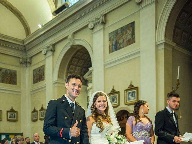 Il matrimonio di Antonino e Marianna a Volta Mantovana, Mantova 111