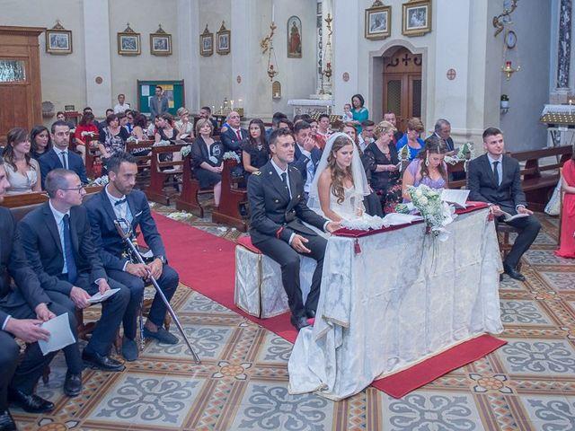 Il matrimonio di Antonino e Marianna a Volta Mantovana, Mantova 112