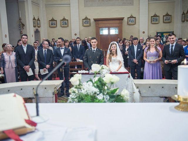 Il matrimonio di Antonino e Marianna a Volta Mantovana, Mantova 113