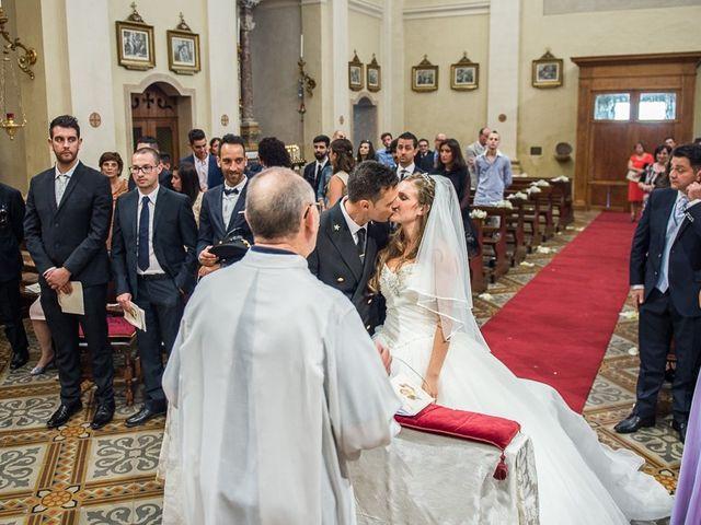 Il matrimonio di Antonino e Marianna a Volta Mantovana, Mantova 115