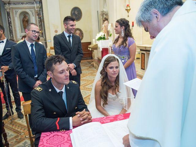 Il matrimonio di Antonino e Marianna a Volta Mantovana, Mantova 117