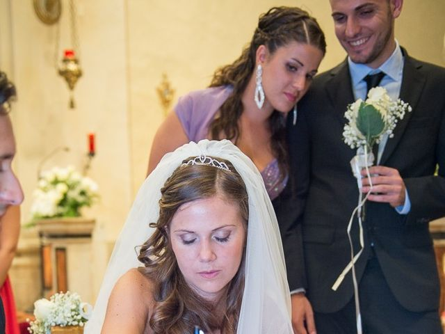 Il matrimonio di Antonino e Marianna a Volta Mantovana, Mantova 119