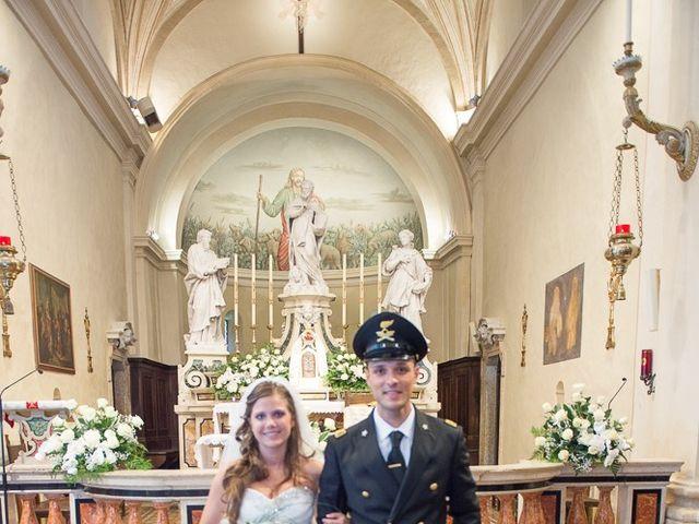 Il matrimonio di Antonino e Marianna a Volta Mantovana, Mantova 123