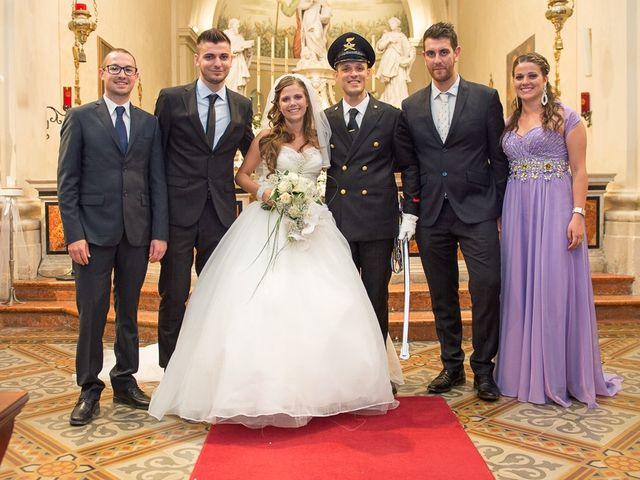 Il matrimonio di Antonino e Marianna a Volta Mantovana, Mantova 127