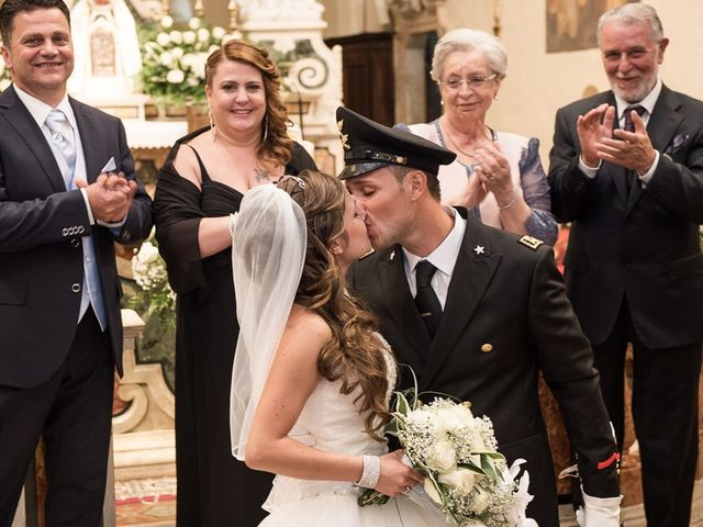 Il matrimonio di Antonino e Marianna a Volta Mantovana, Mantova 128