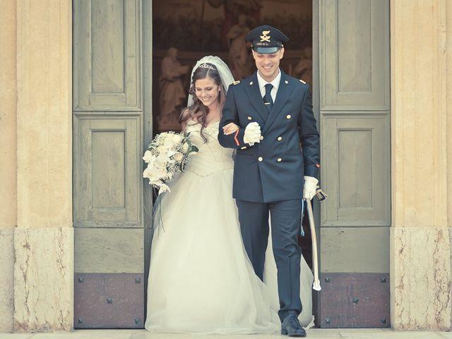 Il matrimonio di Antonino e Marianna a Volta Mantovana, Mantova 130