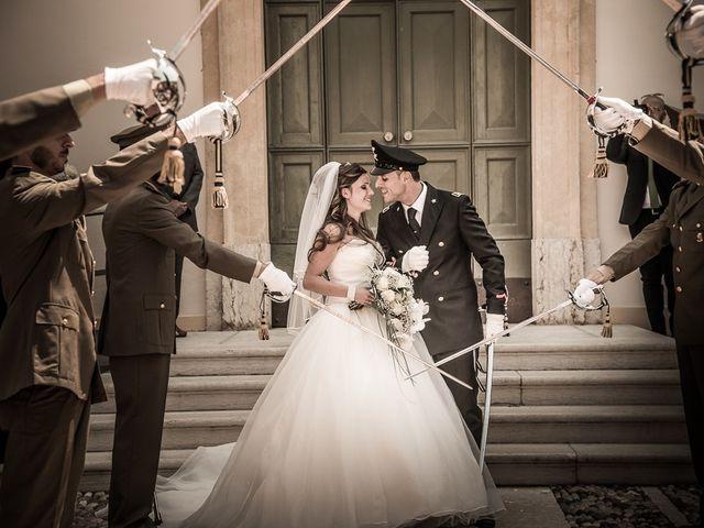 Il matrimonio di Antonino e Marianna a Volta Mantovana, Mantova 132