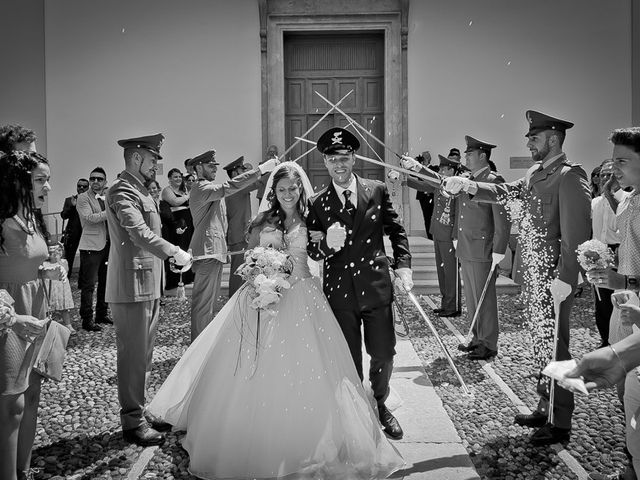 Il matrimonio di Antonino e Marianna a Volta Mantovana, Mantova 133