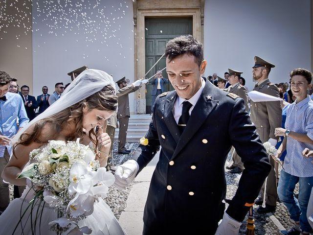 Il matrimonio di Antonino e Marianna a Volta Mantovana, Mantova 136