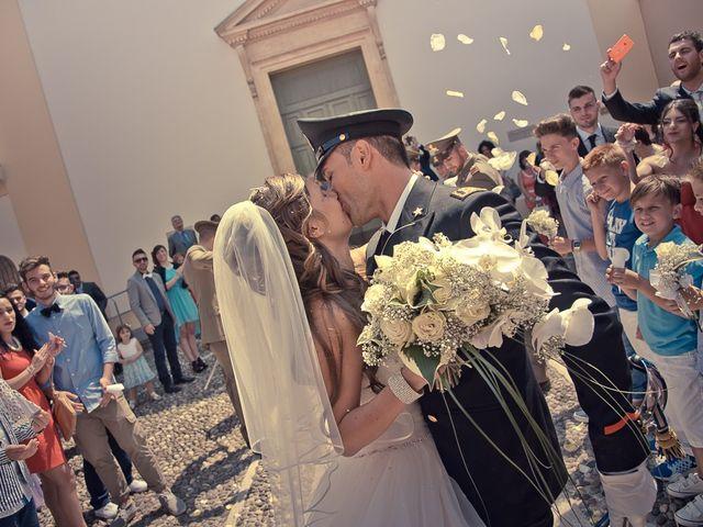 Il matrimonio di Antonino e Marianna a Volta Mantovana, Mantova 138