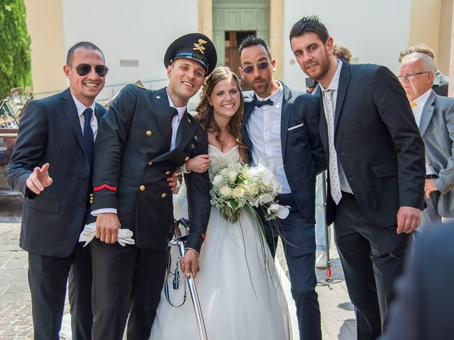 Il matrimonio di Antonino e Marianna a Volta Mantovana, Mantova 150