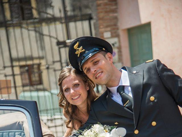 Il matrimonio di Antonino e Marianna a Volta Mantovana, Mantova 151