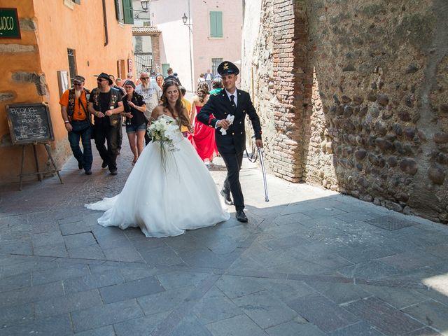Il matrimonio di Antonino e Marianna a Volta Mantovana, Mantova 154