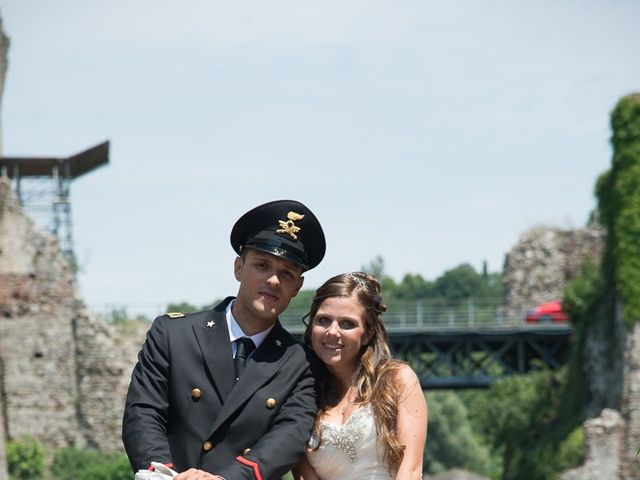 Il matrimonio di Antonino e Marianna a Volta Mantovana, Mantova 163