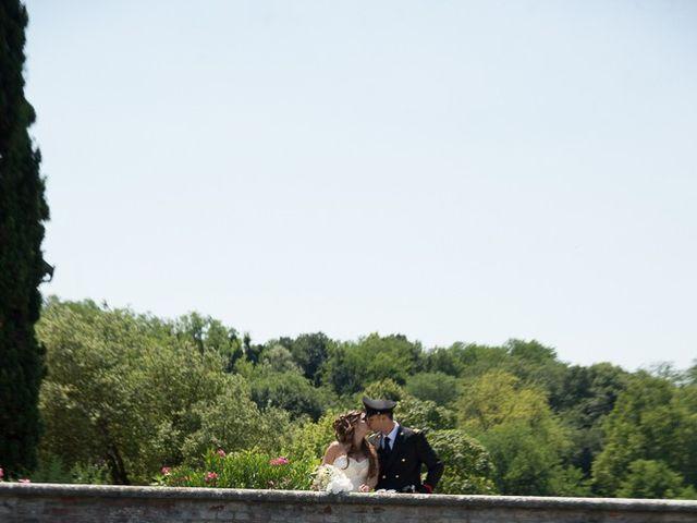 Il matrimonio di Antonino e Marianna a Volta Mantovana, Mantova 164