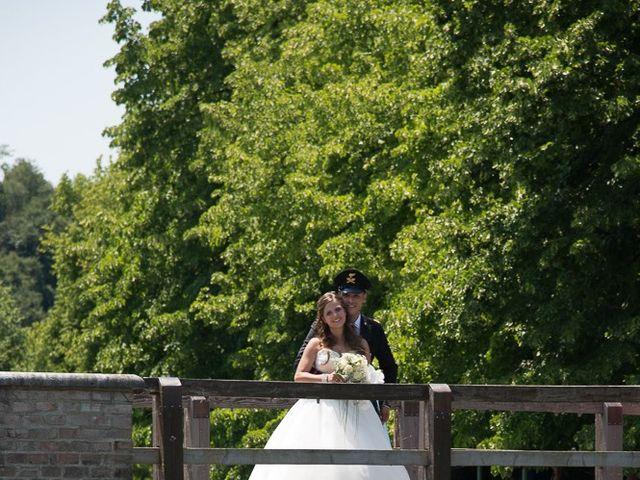 Il matrimonio di Antonino e Marianna a Volta Mantovana, Mantova 165