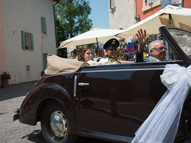 Il matrimonio di Antonino e Marianna a Volta Mantovana, Mantova 173