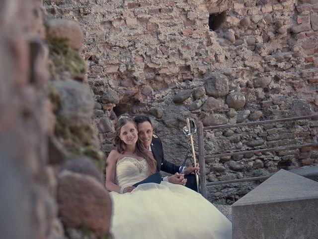 Il matrimonio di Antonino e Marianna a Volta Mantovana, Mantova 189