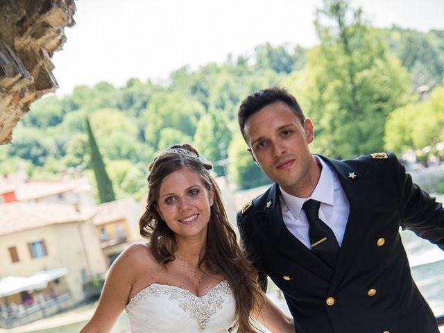 Il matrimonio di Antonino e Marianna a Volta Mantovana, Mantova 190