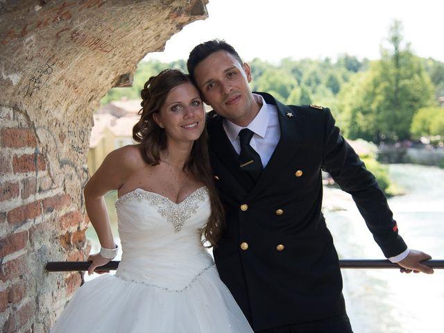 Il matrimonio di Antonino e Marianna a Volta Mantovana, Mantova 192