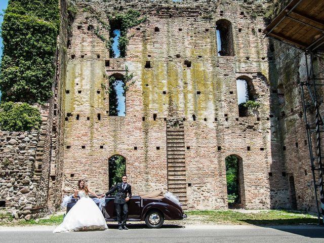 Il matrimonio di Antonino e Marianna a Volta Mantovana, Mantova 198
