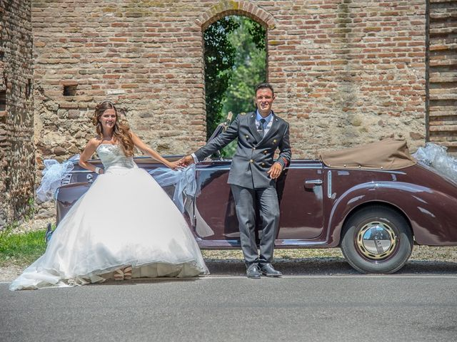 Il matrimonio di Antonino e Marianna a Volta Mantovana, Mantova 199