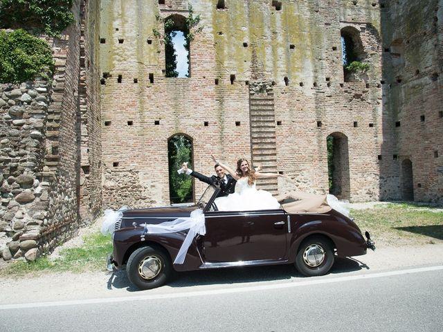 Il matrimonio di Antonino e Marianna a Volta Mantovana, Mantova 200