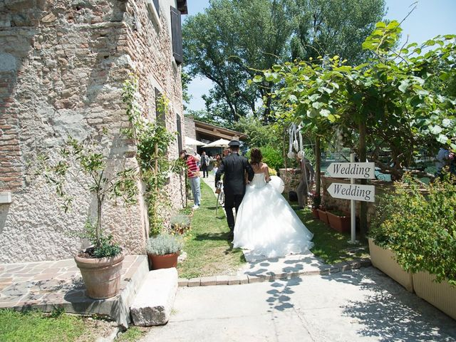 Il matrimonio di Antonino e Marianna a Volta Mantovana, Mantova 203
