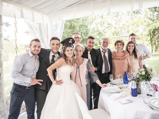 Il matrimonio di Antonino e Marianna a Volta Mantovana, Mantova 212