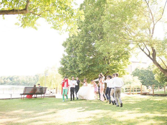 Il matrimonio di Antonino e Marianna a Volta Mantovana, Mantova 215
