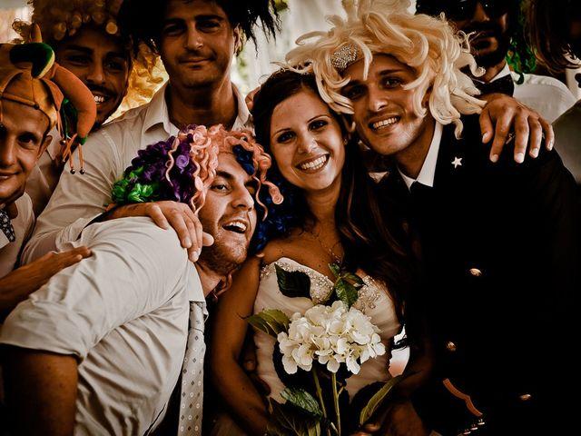 Il matrimonio di Antonino e Marianna a Volta Mantovana, Mantova 227