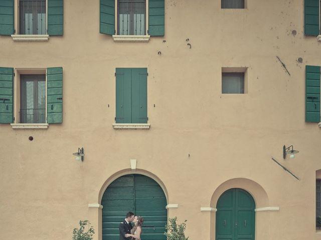 Il matrimonio di Antonino e Marianna a Volta Mantovana, Mantova 232