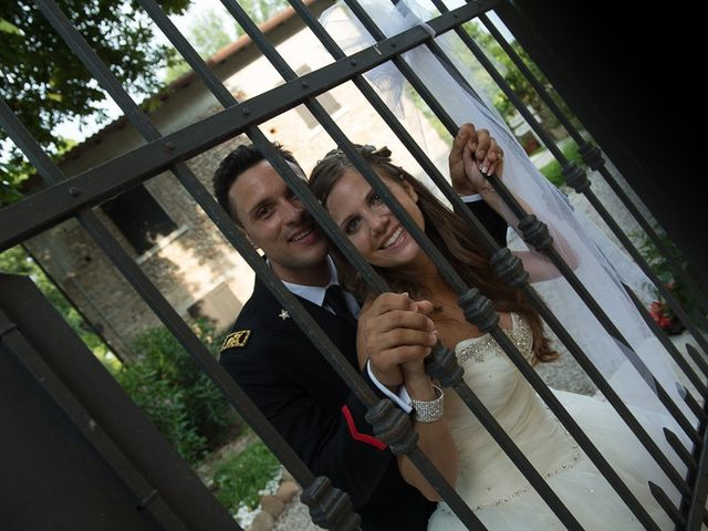 Il matrimonio di Antonino e Marianna a Volta Mantovana, Mantova 233