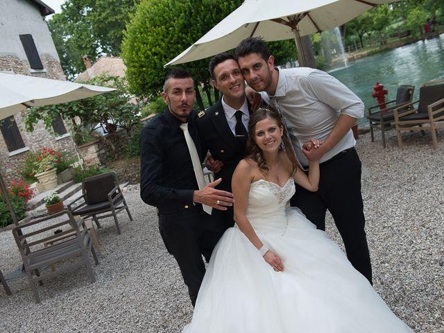 Il matrimonio di Antonino e Marianna a Volta Mantovana, Mantova 241