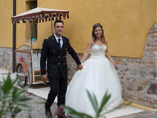 Il matrimonio di Antonino e Marianna a Volta Mantovana, Mantova 244
