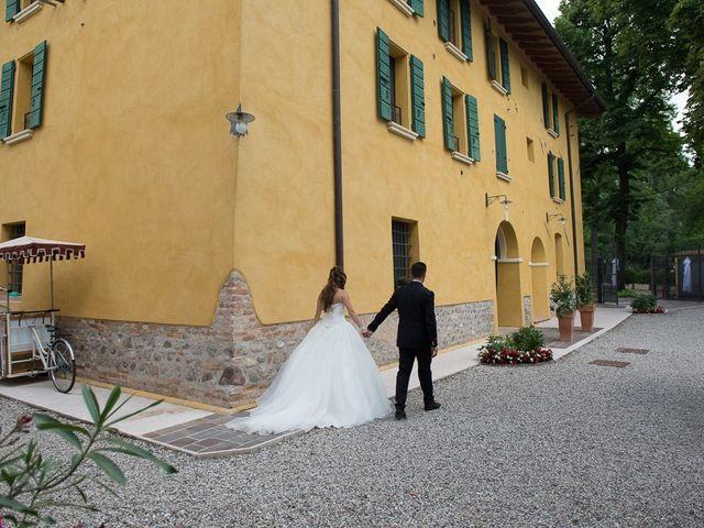 Il matrimonio di Antonino e Marianna a Volta Mantovana, Mantova 245